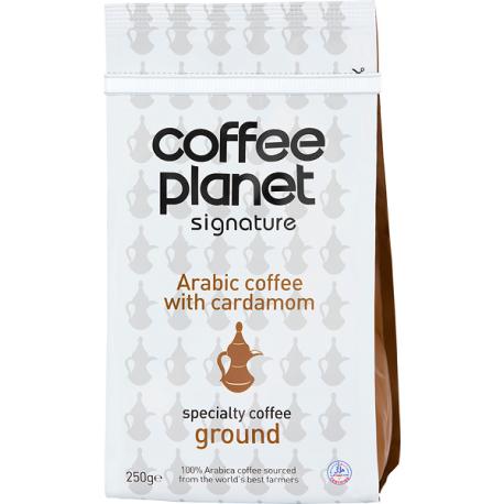 Coffee Planet Arabic With Cardamom 250g