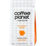 Coffee Planet Breakfast Ground 250g