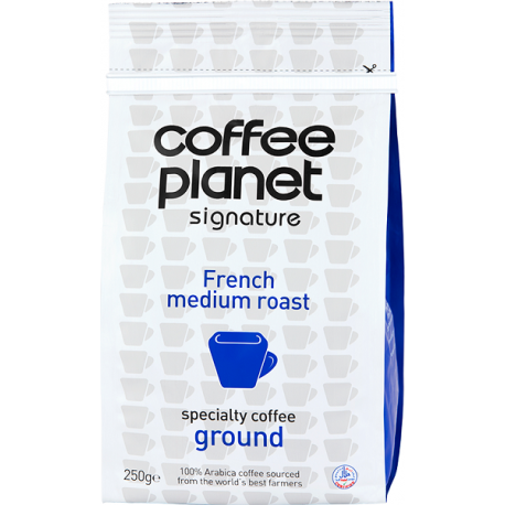 Coffee Planet French Ground 250G