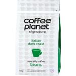 Coffee Planet Italian Beans 250G