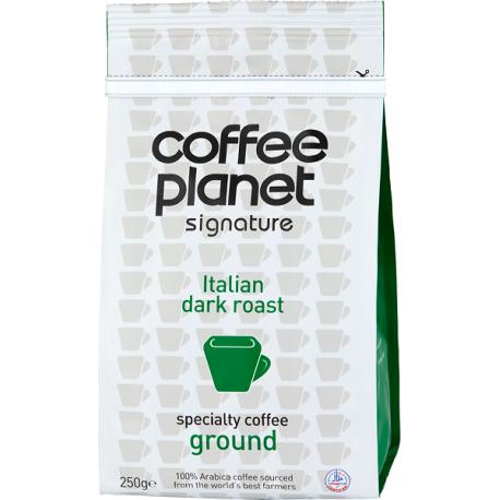 Coffee Planet Italian Ground 250g