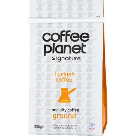 Coffee Planet Turkish Pure 250g