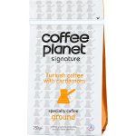 Coffee Planet Turkish With Cardamom 250g