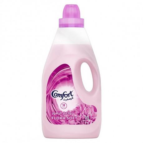 Comfort Fabric Softener Flora Soft 2L