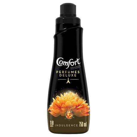 Comfort Perfumes Deluxe Concentrated Fabric Softener Indulgence 750ML