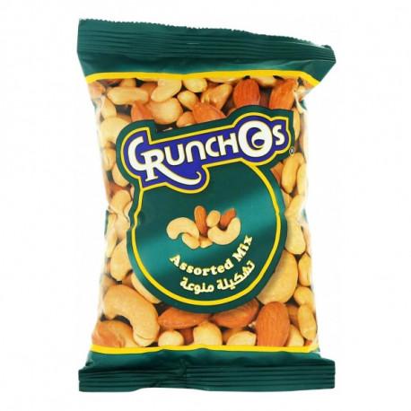 Crunchos Assorted Mix (Regular Mix) 100g Pouch