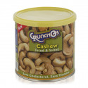 Crunchos Fried & Salted Cashew Can 100G