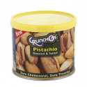 Crunchos Roasted & Salted Pistachio Can 100G
