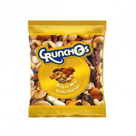Crunchos Royal Mix Nuts - 100g Pouch
