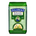 Daawat Extra Long Grain White Indian Biryani Basmati Rice 1KG