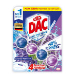 Dac Toilet Rim Block Blue Active Lavender 50G