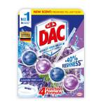 Dac Toilet Rim Block Blue Active Lavender 50G
