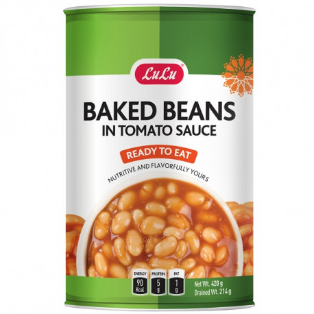 Del Monte Baked Beans in Tomato Sauce 420G
