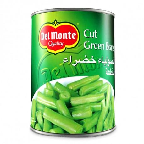 Del Monte Cut Green Beans 411G