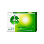 Dettol Original Anti-bacterial Soap Bar 165G