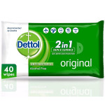 Dettol Original Antibacterial 40 Wipes
