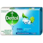 Dettol Cool Anti Bacterial Soap Bar 165G