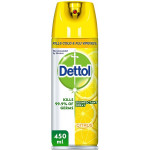 Dettol Anti Bacterial Citrus Disinfectant Spray 450ML