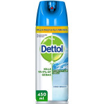 Dettol Anti Bacterial Crisp Breeze Disinfectant Spray 450ML