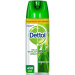 Dettol Anti Bacterial Morning Dew Disinfectant Spray 450ML