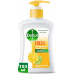 Dettol Fresh Citrus & Orange Blossom Handwash 200ML