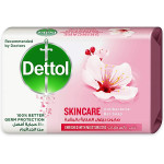 Dettol Skin Care Anti Bacterial Soap Bar 165G