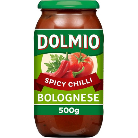 Dolmio Spicy Bolognese Sauce 500g
