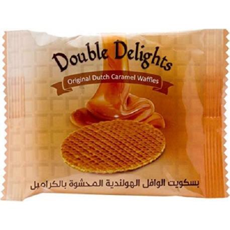 Double Delights Dutch Caramel Waffles...