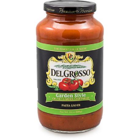 DelGrosso Garden Style Pasta Sauce 680G