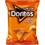 Doritos Nacho Cheese Tortilla Chips 180G