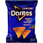 Doritos Sweet Chili Pepper Tortilla Chips 180G