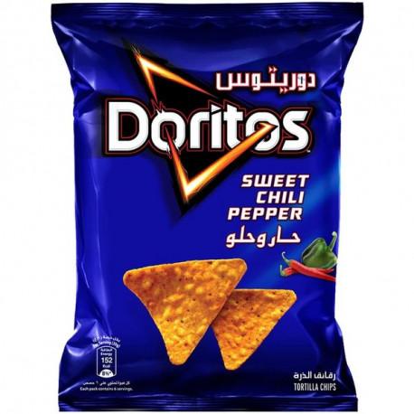 Doritos Sweet Chili Pepper Tortilla Chips 180G