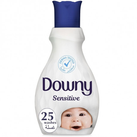 Downy Concentrate  Sensitive Fabric Softener 1L