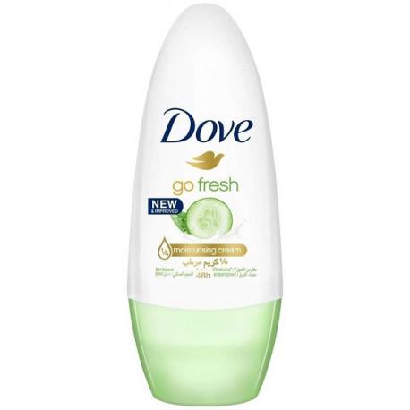 Dove Go Fresh Cucumber Deodorant Roll On 50ML