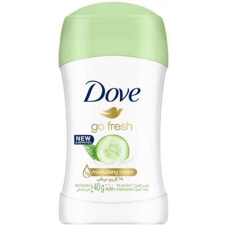 Dove Go Fresh Cucumber & Green Tea Scent Deodorant Stick 40G
