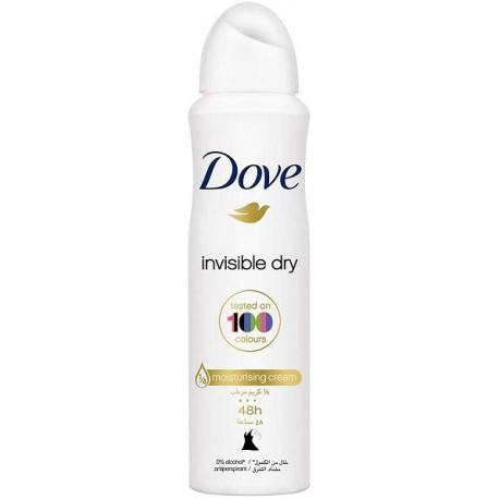 Dove Invisible Dry Deodorant 150ML