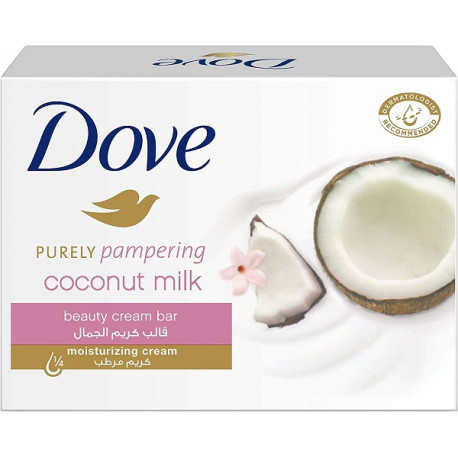 Dove Purley Pampering Coconut Milk Beauty Cream Bar 135G