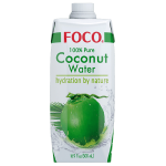 Foco Pure Coconut Water Natural 500ml