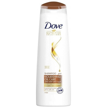 Dove Nourishing Oil Care Shampoo For Dry, Frizzy Hair 400ML