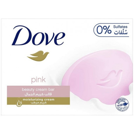 Dove Pink Beauty Cream Bar 135G
