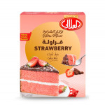 Al Alali Strawberry Cake Mix 524G