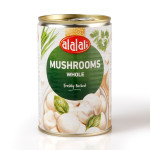 Al Alali Whole Mushrooms 400G