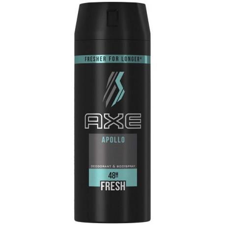 Axe Apollo Deodorant & Bodyspray 150ML