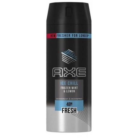 Axe Ice Chill Frozen Mint & Lemon Deodorant & Bodyspray 150ML