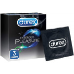 Durex Extended Pleasure Condom 3 Pieces
