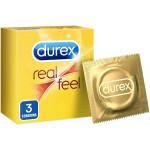 Durex Real Feel Condom 3 Pieces