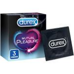 Durex Mutual Pleasure Condom 3 Pieces