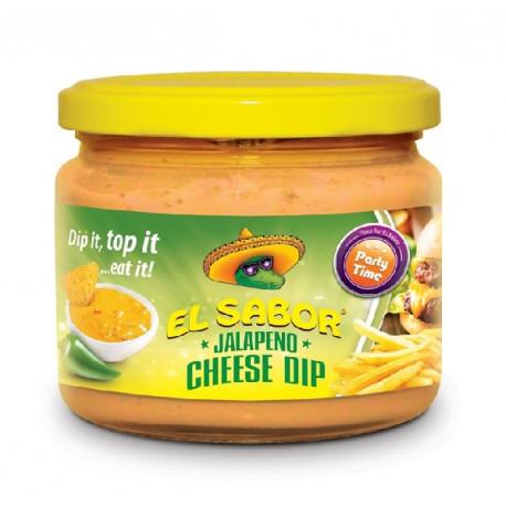 El Sabor Jalapeno Cheese Dip 300GM