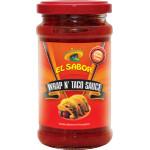 El Sabor Wrap Taco Sauce 220G