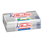 Elle & Vire Unsalted 60% Fat Butter 200G
